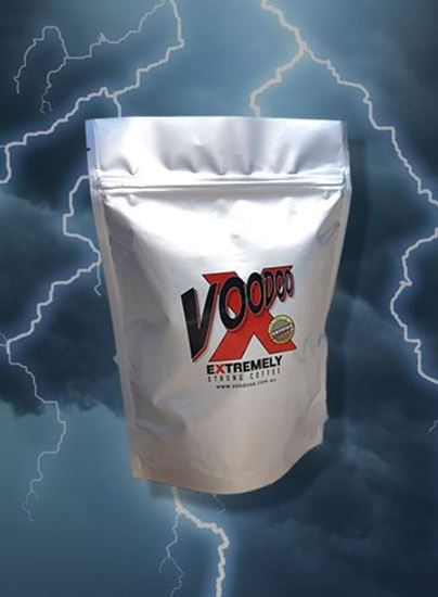 Picture of VOODOO X 250g Bag Ground Coffee