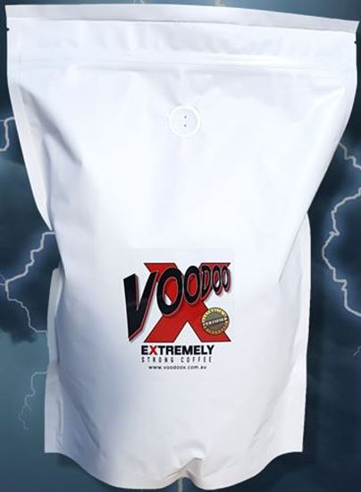 Picture of VOODOO X 1KG Ground Coffee Bag